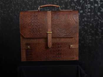 کیف چرمی مدل رامونا