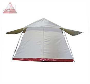 چادر مسافرتی هلال احمر ، خرید چادر ضد آب هلال احمر
