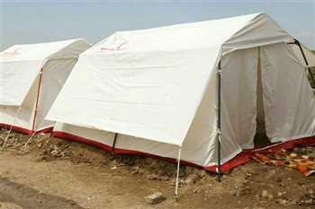 قیمت چادر هلال احمر ، چادر ضد آب مسافرتی