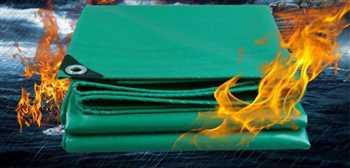 چادر ضد آب و نسوز