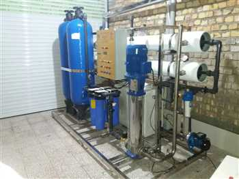 تعمیر دستگاههای تصفیه آب صنعتی