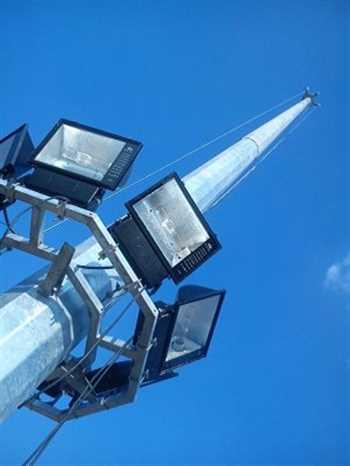 برج های تلسکوپی