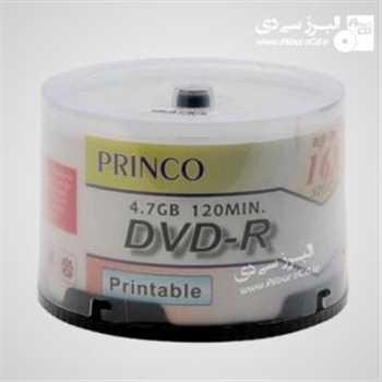 دی وی دی پرینتیبل پرینکو باکس دار 50 عددی