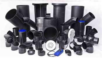 فروش لوله پلی اتیلن و انواع لوله و اتصالات
