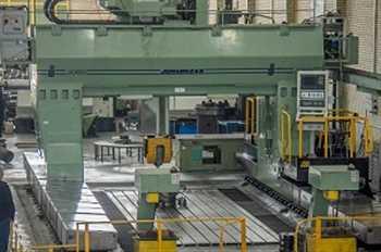 ارائه خدمات فرزکاری سنگین CNC پنج محور