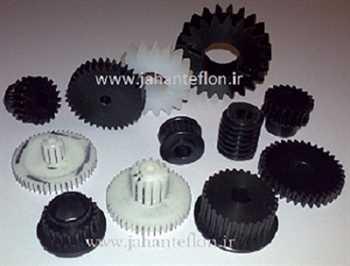 ساخت چرخدنده پلاستیکی