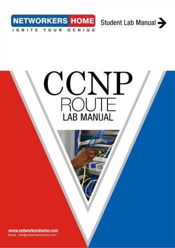 دوره CCNP Route & Switch