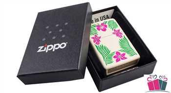 فندک زیپو مدل Zippo Tropical کد 29452