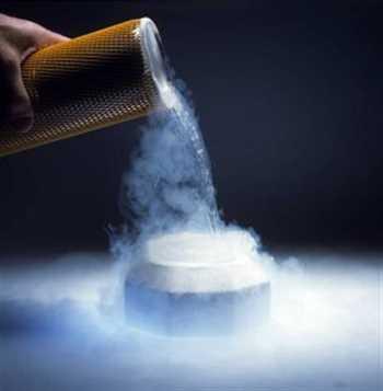 فروش نیتروژن مایع (ازت مایع) در محل
