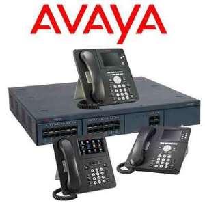 فروش و نصب سیستم سانترال آی پی آوایا Avaya IP-PBX