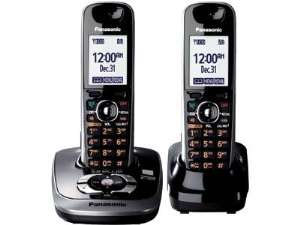 فروش گوشی تلفن بی سیم پاناسونیک Panasonic