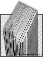 ورق شیت های تولیدی شرکت فولاد مهر سهند