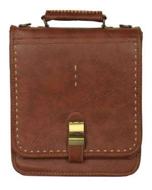 کیف چرمی اداری ایستاده کد EH113