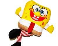 عروسک باب اسفنجی اصل با جنس عالی