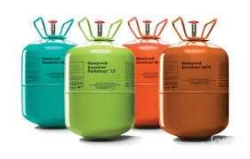 فروش گاز های مبرد و سرد کننده R12 R22 R134 R404 R407