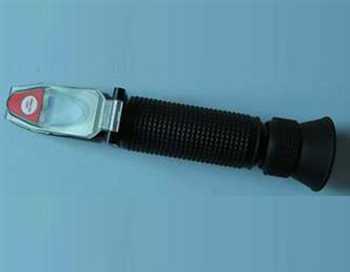 فروش رفراکتومتر دستی ATC و چراغ دار Brix 58-92 بریکس