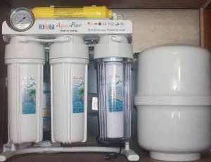 فروش دستگاه آب تصفیه کن خانگی، فیلترهای تصفیه آب خانگی