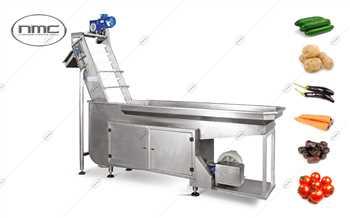 ماشین آلات خط شستشو و بسته بندی هویج  و صیفی جات