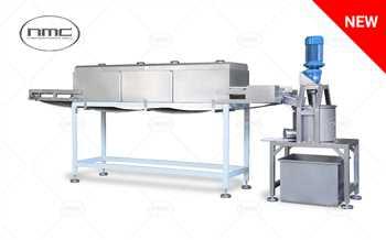 ماشین آلات خط فرآوری و بسته بندی  خمیر  و حلوای خرما