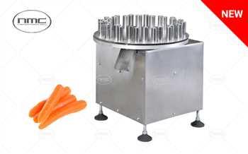 دستگاه سر و ته زن هویج