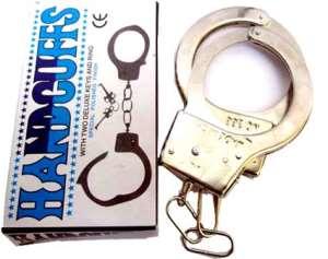 ماکت دستبند پلیس