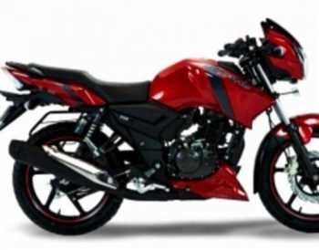 موتور سیکلت آپاچی 150 صفر کیلومتر