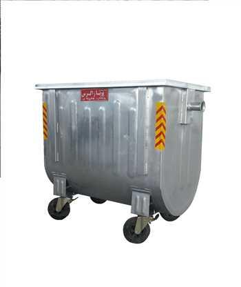 سطل زباله های مکانیزه