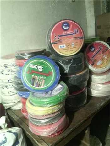 فروش عمده سیم و کابل
