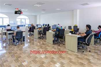 استخدام در شرکت خلاق دارکوب