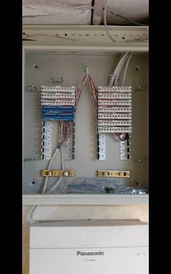 نصب ، فروش و راه اندازی تلفن سانترال