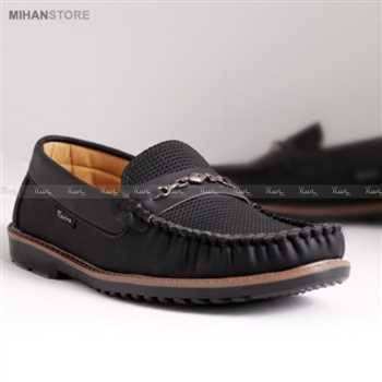 کفش کالج مردانه طرح Loop