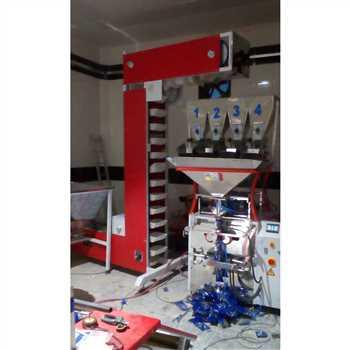 ساخت و تولید دستگاه بسته بندی تمام اتوماتیک تک توزین، دو توزین و چهار توزین
