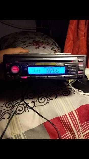 ضبط خودرو سی دی پارس