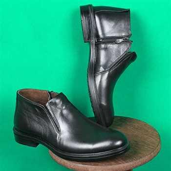 فروش سراسری کفش بوت مردانه مدل SM0102