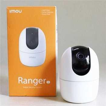 دوربین وایرلس IMOU مدل Ranger 2-A کیفیت تصویر 1080p FHD قابلیت چرخش به ٤ طرف قابلیت اتصال به گوشی و نظارت بر آن قابلیت مکالمه دو طرفه